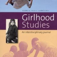 Girlhood Studies, vol. 12, no. 2, Summer 2019